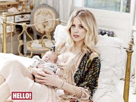 Peaches Geldof: We had to give Phaedra a crazy name – it's a family tradition