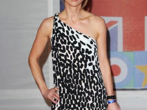 Radio 1 DJ Sara Cox breaks collar bone in nasty horse riding accident