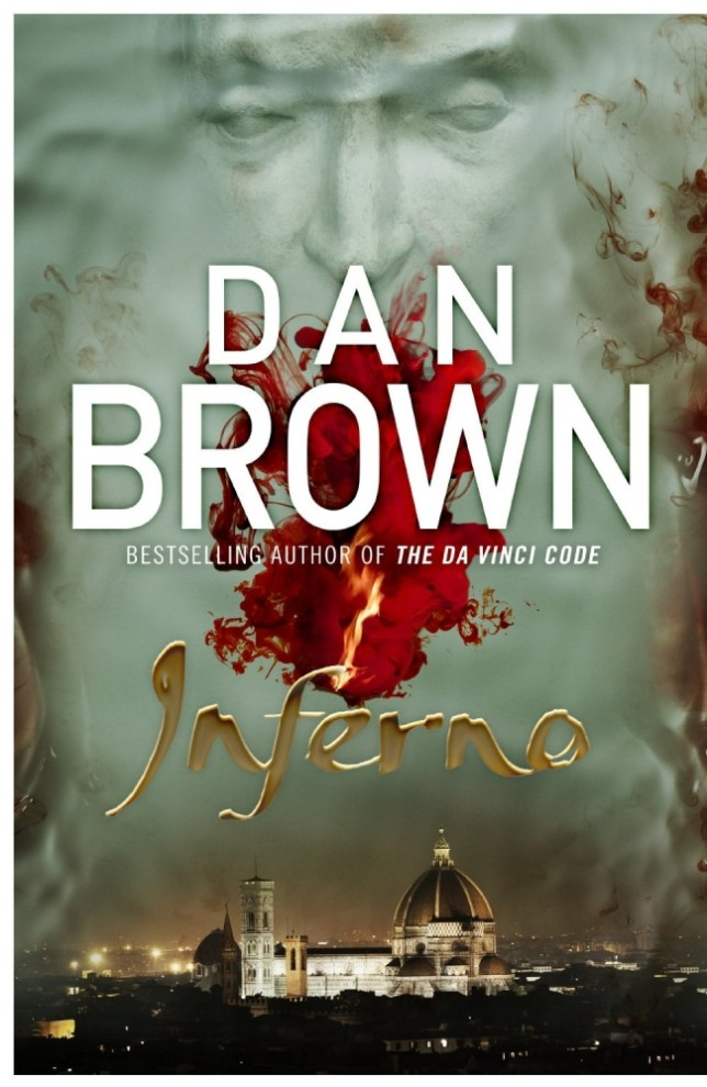 Dan Brown's latest novel is inspired by Dante's Divine Comedy