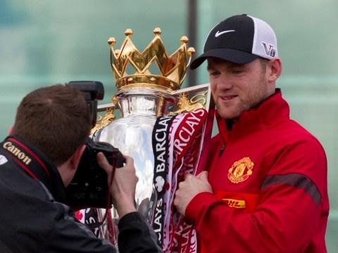 Wayne Rooney is David Moyes' problem now, insists Sir Alex Ferguson