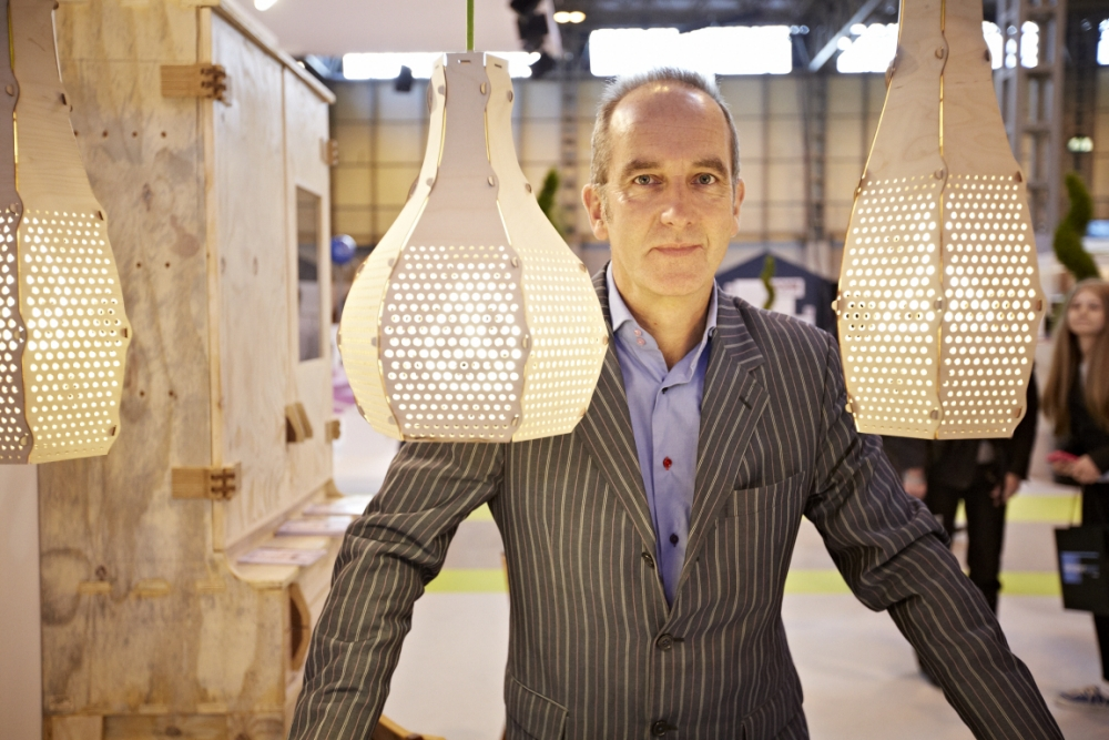 Grand Designs presenter Kevin McCloud (Picture: supplied)