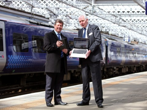 Wi-fi boost to Scottish commuters as 25 stations get connected
