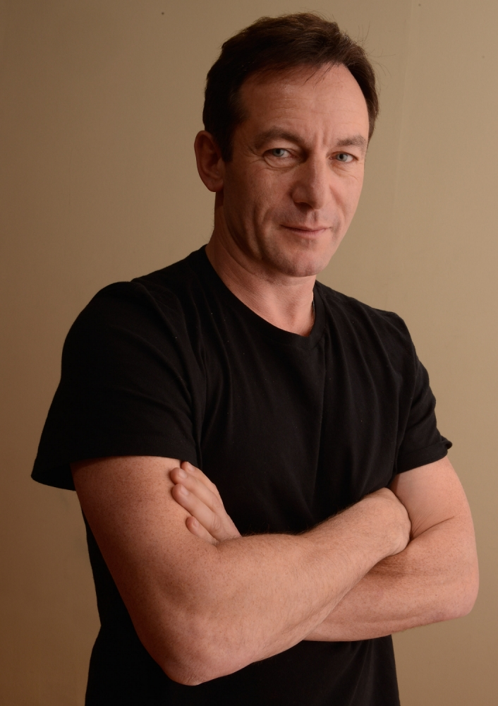 Harry Potter baddie Jason Isaacs wants a TV role in the US to be at home for his kids