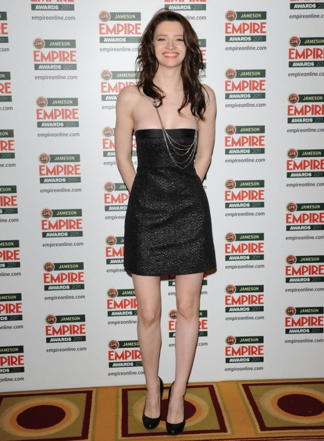 Actress Talulah Riley's latest film is The Liability (Picture: Solarpix)