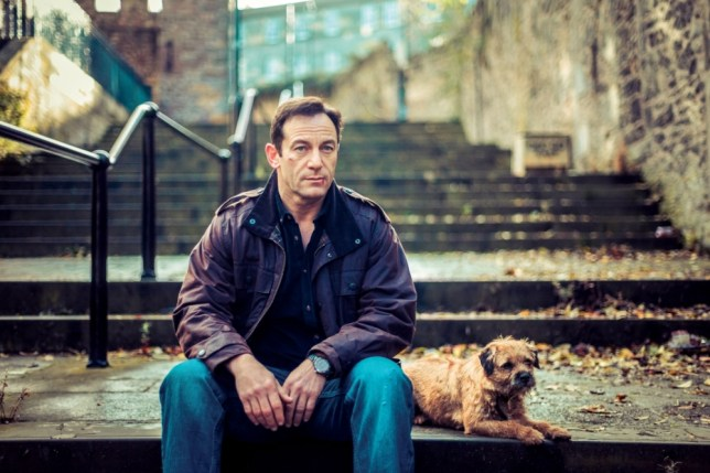 Jason Isaacs in Case Histories (Picture: Ruby Films)