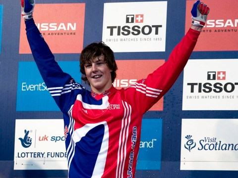 Ruaridh Cunningham gears up for Fort William Mountain Bike World Cup
