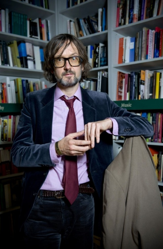 Jarvis Cocker will talk about fame at The London Literature Festival (Picture: Nick Cunard/ Rex Features)