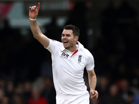 Sir Ian Botham's ready to be bowled over by James Anderson