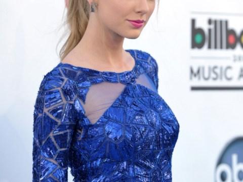 Taylor Swift takes a jammy swipe at Kanye West as the rapper cracks jokes about Kim Kardashian on Kris Jenner's show