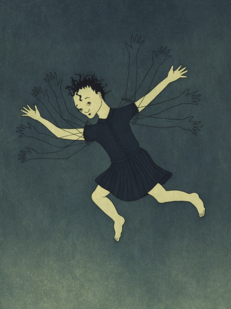 Raven Girl: Audrey Niffenegger and Wayne McGregor's dark creation