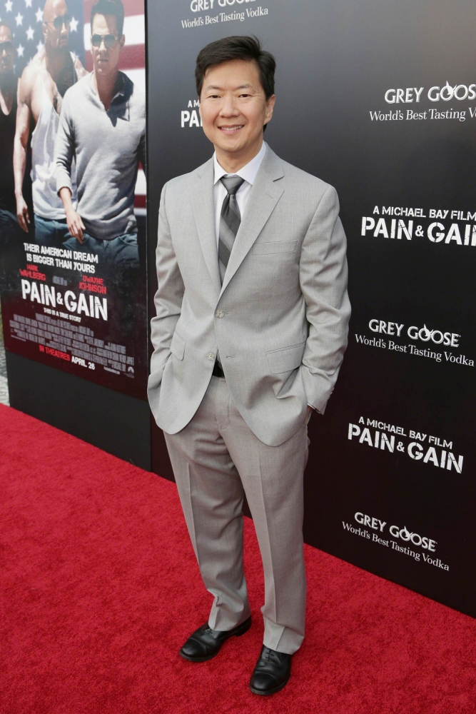 Ken Jeong: People always quote Mr Chow from The Hangover when they see me