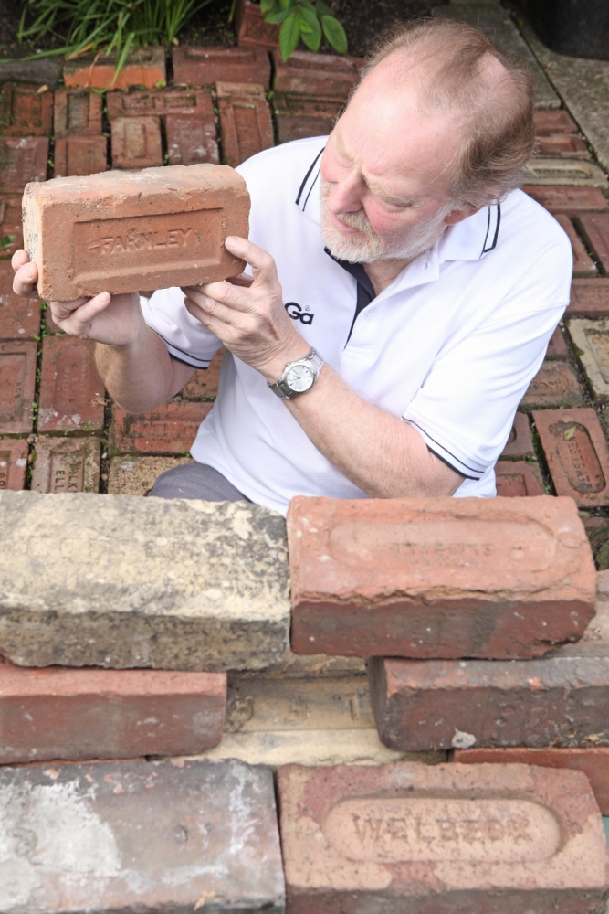 Neil Brittlebank: Meet the man who collects rare bricks