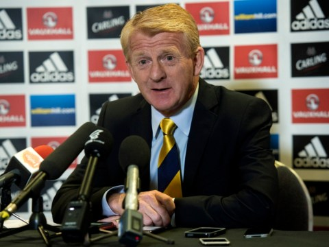 Scotland manager Gordon Strachan set to give youth a chance