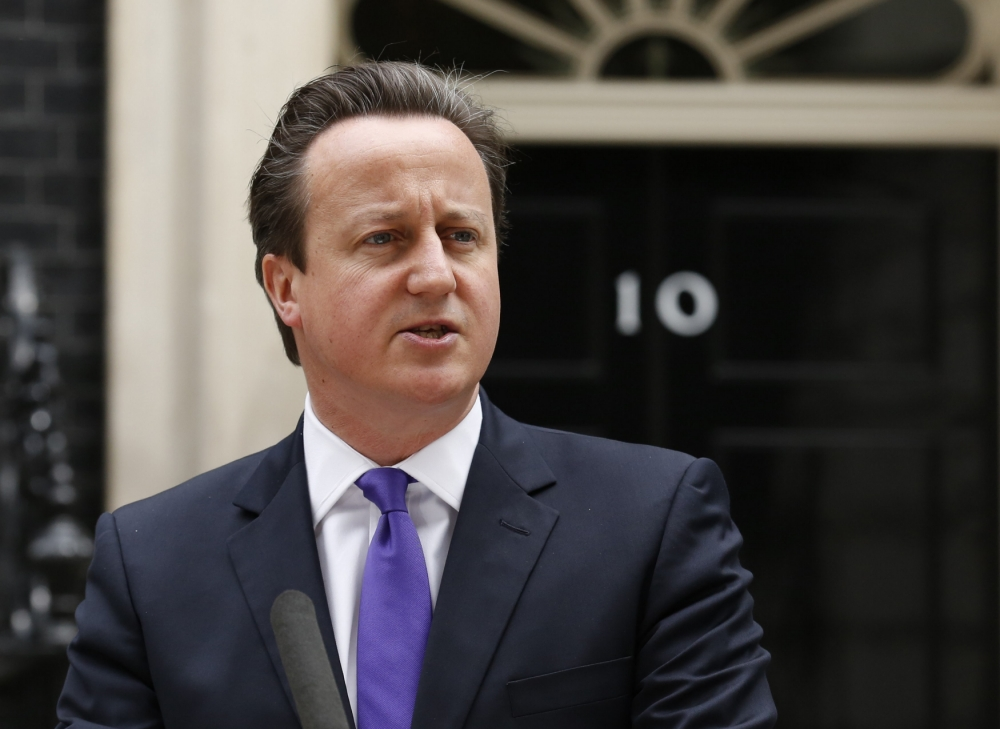 David Cameron defends 'UK police are relatively honest' remarks