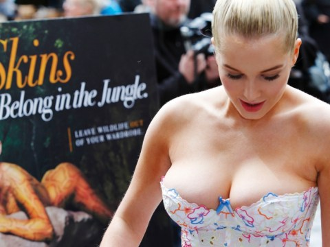 Helen Flanagan: I want to ditch topless modelling for Downton Abbey