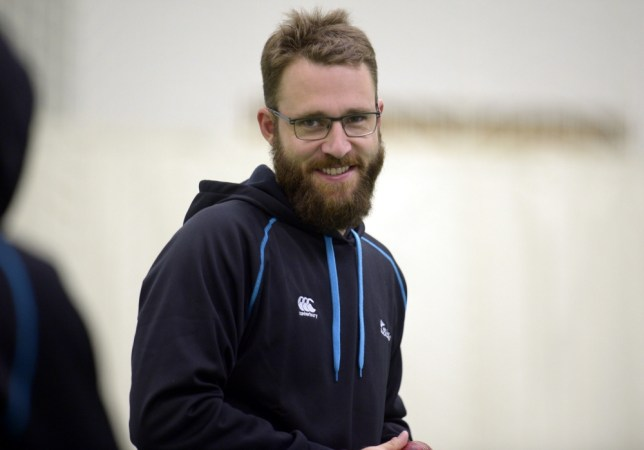 New Zealand's Daniel Vettori during a nets session at Headingley, Leeds. PRESS ASSOCIATION Photo. Picture date: Thursday May 23, 2013. See PA story CRICKET New Zealand. Photo credit should read: Owen Humphreys/PA Wire. RESTRICTIONS: Use subject to restrictions. Editorial use only. No commercial use. Call 44 (0)1158 447447 for further information.