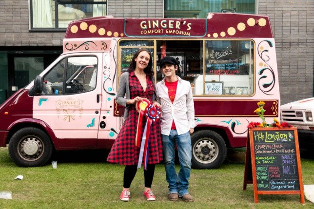 Find your favourite street-food stalls with a new app (Picture: British Street Food Awards 2012)