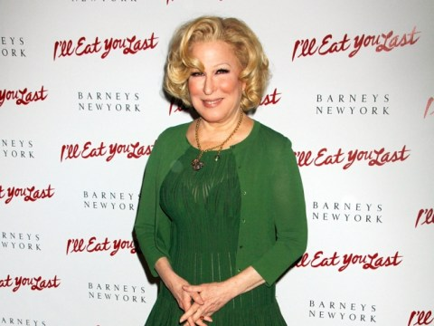 Bette Midler: Being a grandparent is great but I'm not ready to be one just yet