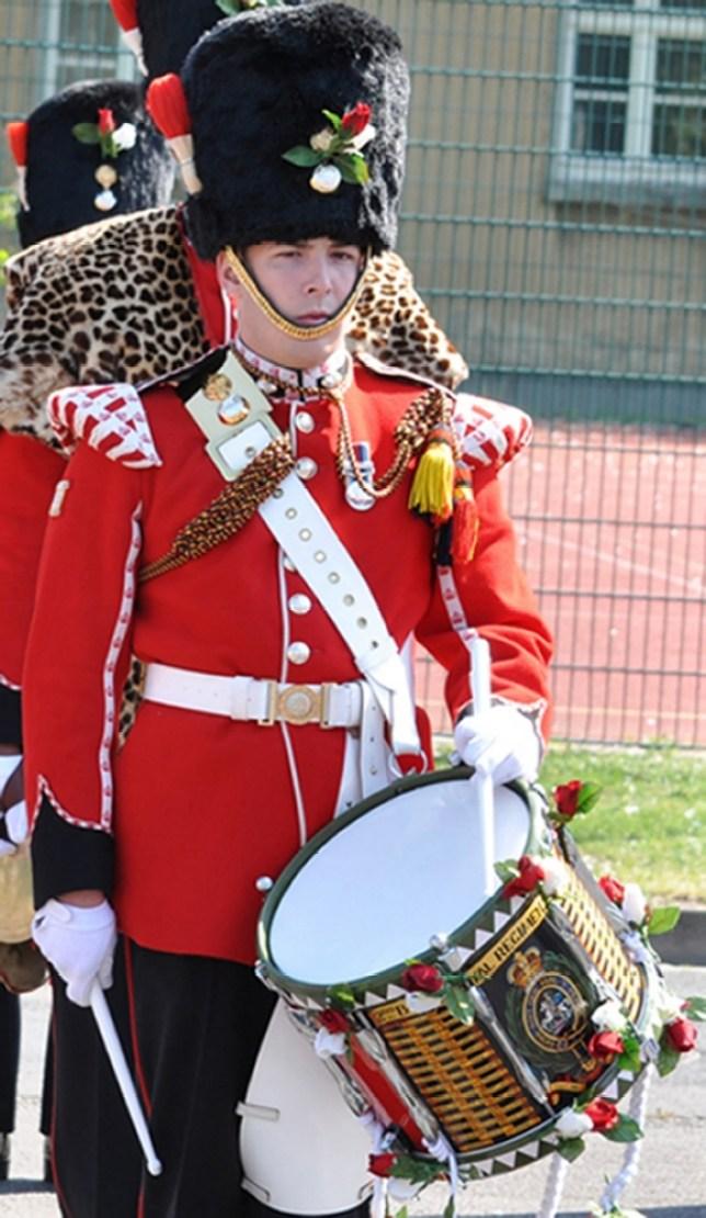 Drummer Lee Rigby Woolwich attack victim