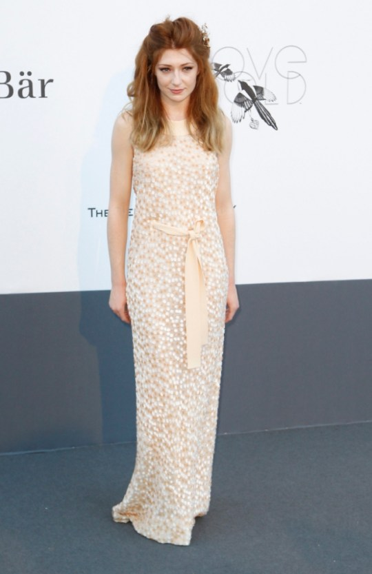 British artist Nicola Roberts attends the Cinema Against AIDS amfAR gala 2013 held at the Hotel du Cap, Eden Roc in Cap d'Antibes, France, 23 May 2013, during the 66th annual Cannes Film Festival. The festival runs from 15 to 26 May. EPA/IAN LANGSDON