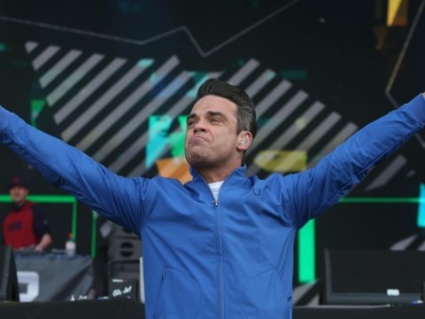 Robbie Williams hits back at Liam Gallagher: 'Beady Eye needs Noel Gallagher'
