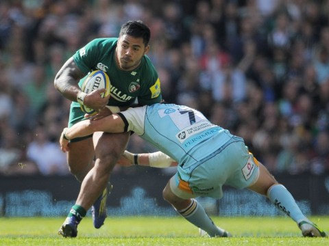 Manu Tuilagi happy to play 'back row' to earn place in Lions team