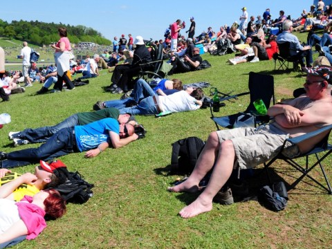 Temperatures set to soar to 25C next week after coldest spring in 50 years