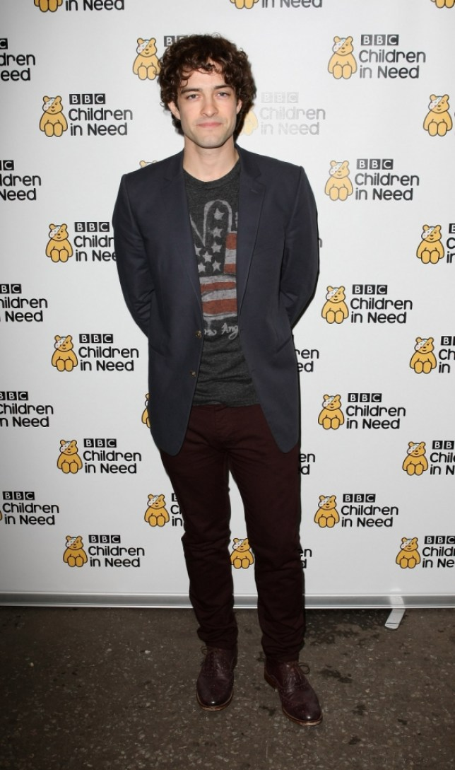 Lee Mead is performing in The West End Men (Picture: Jon Furniss/WireImage)