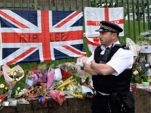 Lee Rigby's family appeal for calm as Queen visits Woolwich barracks