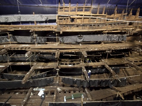 Mary Rose museum to open in Portsmouth after £35m revamp