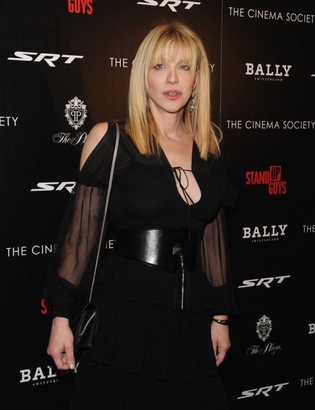 No Hole barred: Courtney Love has tried to find a new member for her band online (Photo: Fernando Leon/Getty Images)
