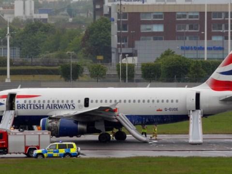 British Airways Heathrow airport emergency landing: Engine doors left unlatched