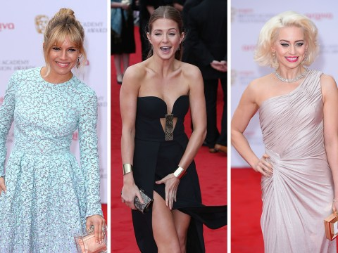 Gallery: Bafta TV awards 2013 – on the red carpet