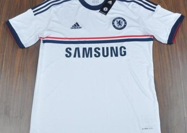 df3d3f56c95 LEAKED  Chelsea s second and third kits for 2013 14