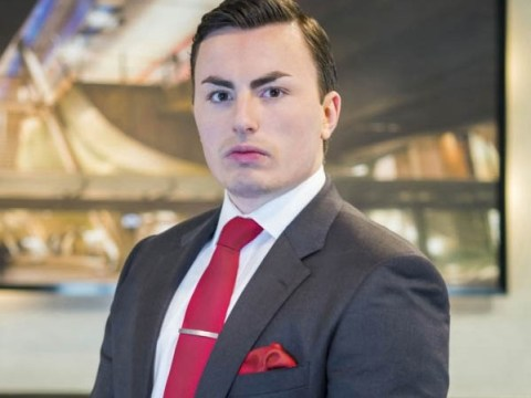 The Apprentice hopeful Alex Mills never used to be so groomed – he used to be a Goth in a death metal band