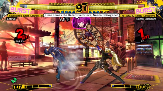 Persona 4 Arena (PS3) – in shops now (finally)