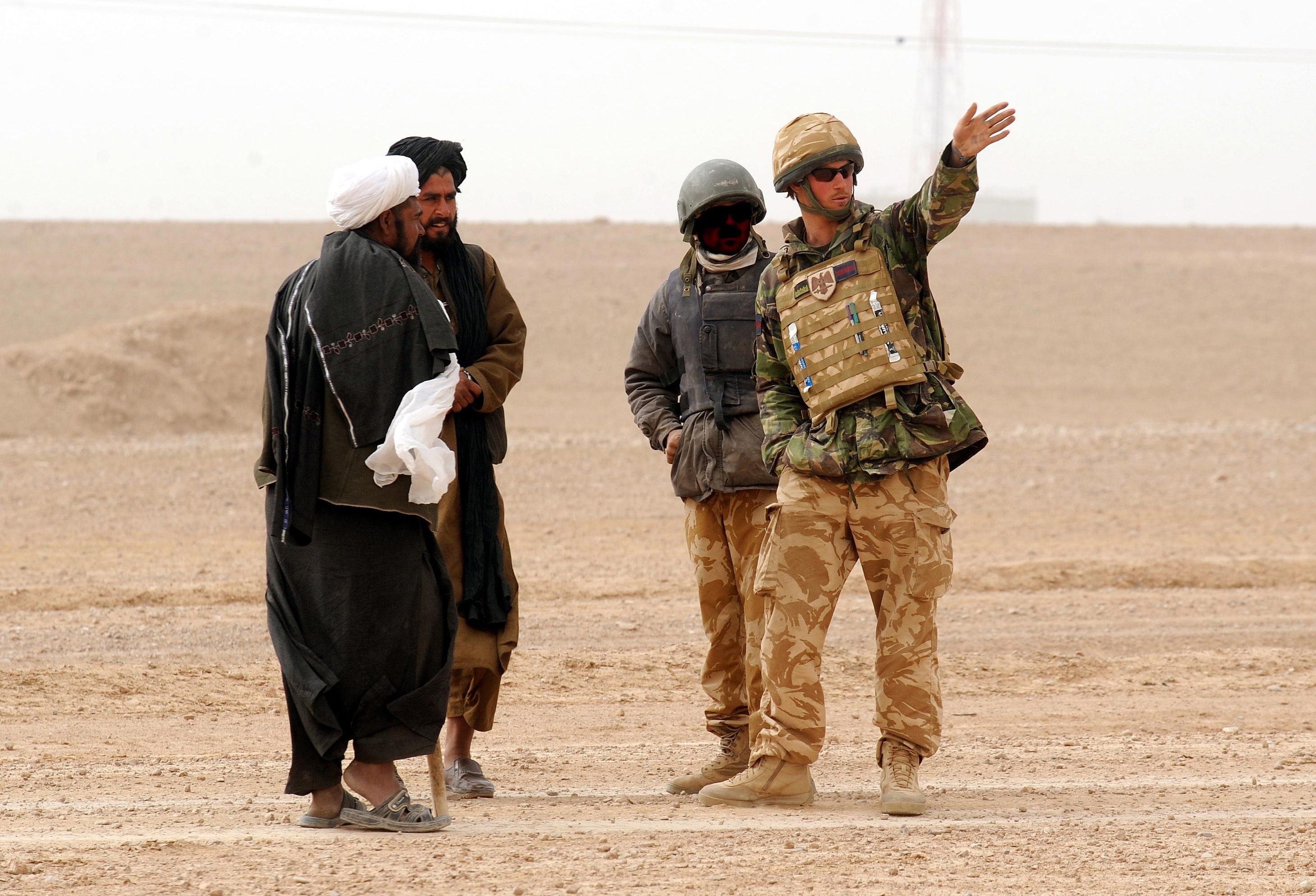 All Afghan 'terps' who fought for us merit refuge even without fighting