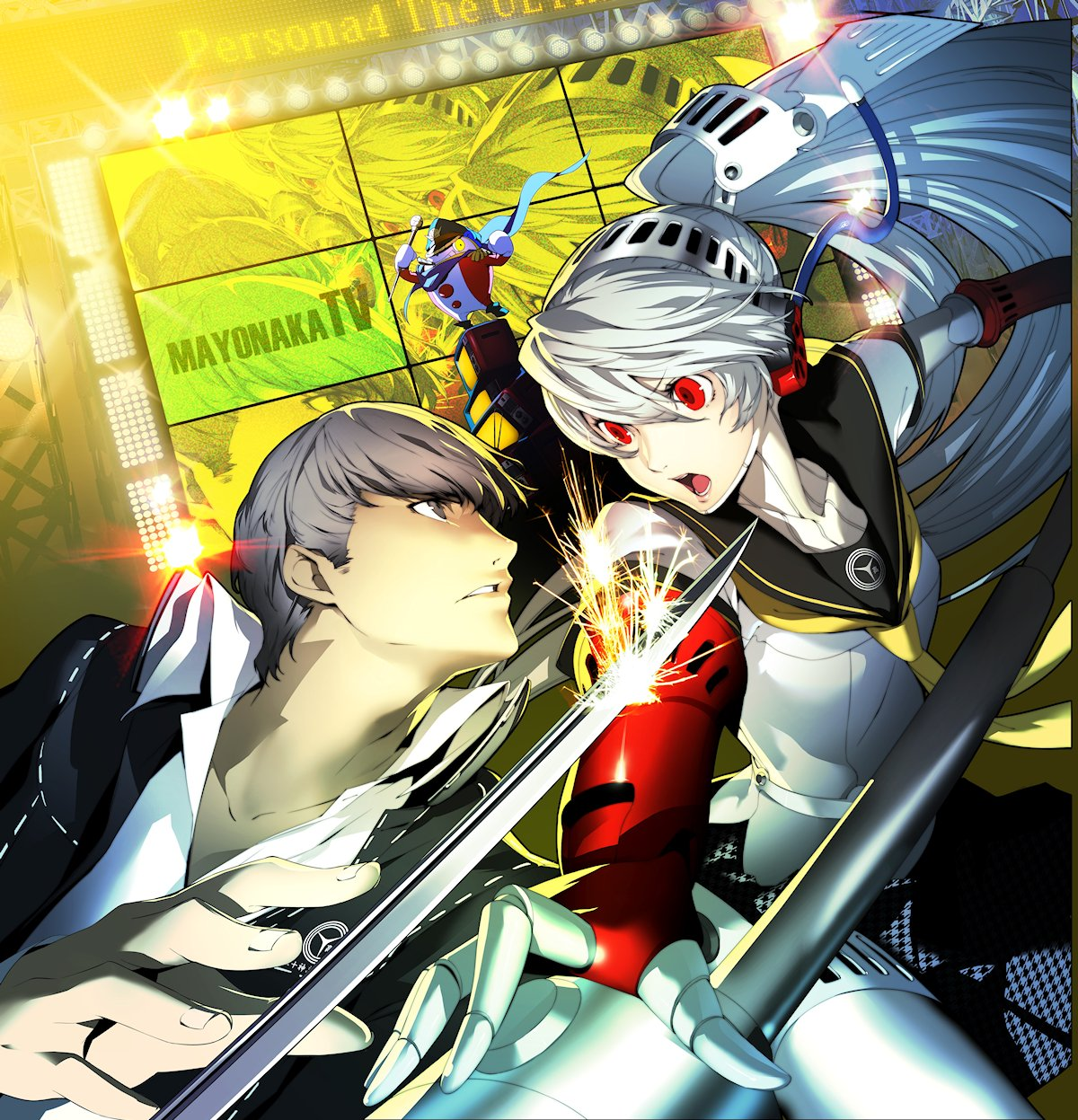 Persona 4 Arena UK review – televised fight