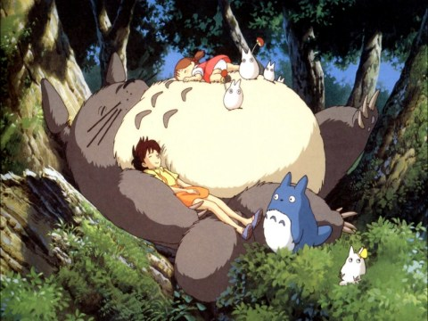 Also out: My Neighbour Totoro, Grave Of The Fireflies and Benjamin Britten: Peace And Conflict
