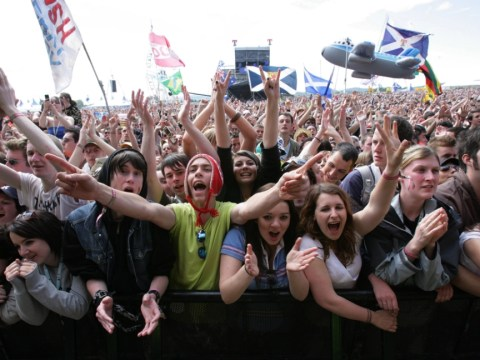 T in the Park 'has the oldest revellers of major UK festivals'