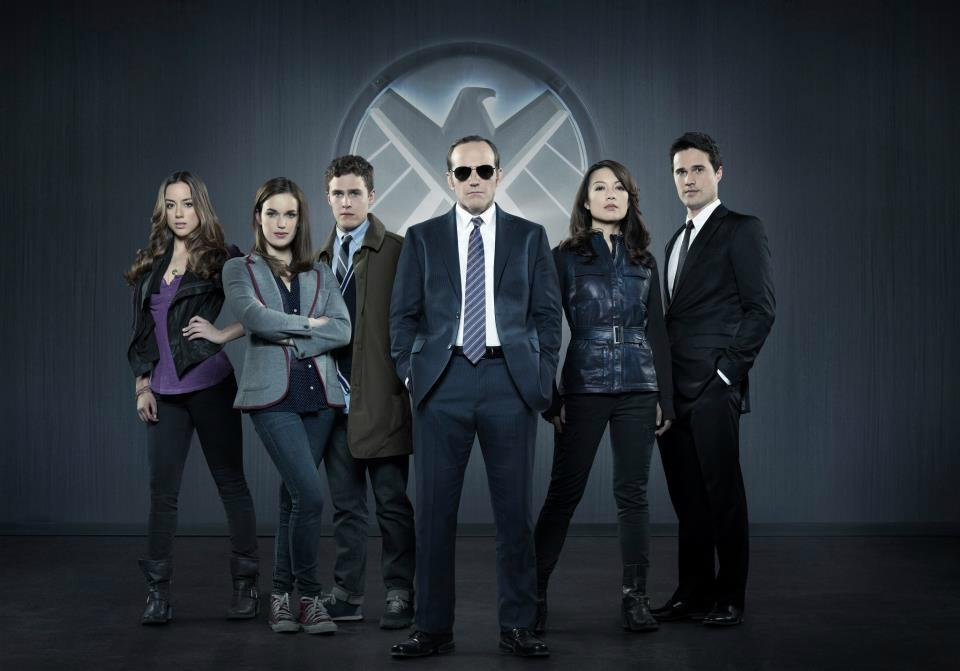 Agents of SH.I.E.L.D. ratings slide is down to 'losers' switching off, says Clark Gregg