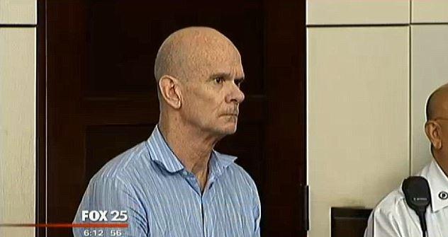 Stephen Doran in court