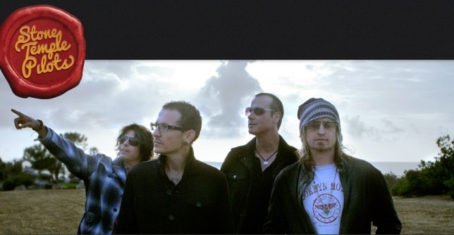 Stone Temple Pilots with Chester Bennington