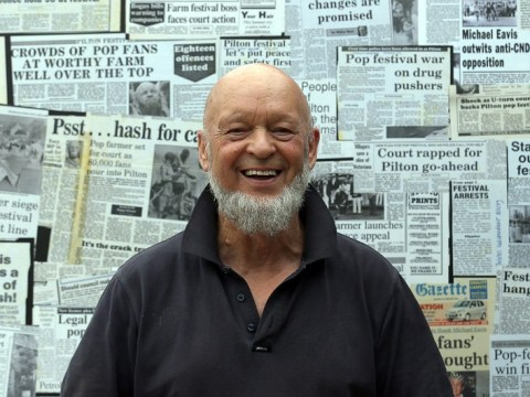 Michael Eavis: Glastonbury will always be on the BBC, we're not in it for the money