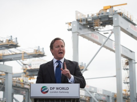 Getting out of EU 'would be act of denial', says David Cameron