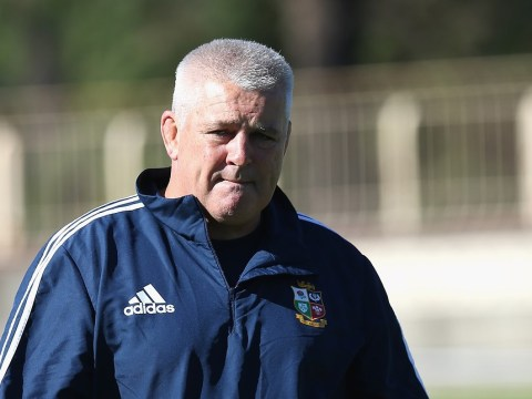 Warren Gatland insists Lions will learn from Brumbies defeat
