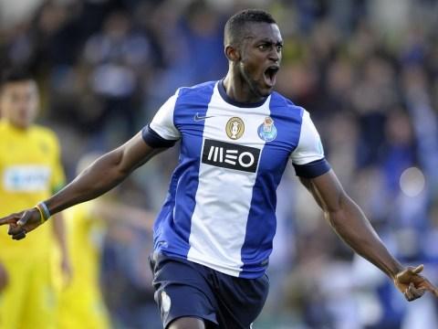 Andre Villas-Boas ready to test Porto's resolve with £25million transfer bid for striker Jackson Martinez