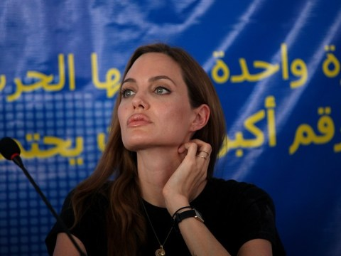 Video: Angelina Jolie urges world leaders to unite to end conflict in Syria