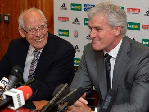 Mark Hughes' Stoke appointment brings with it a new transfer policy