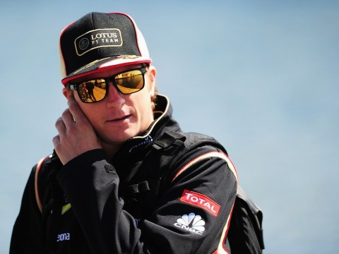 Kimi Raikkonen hints at succeeding Mark Webber at Red Bull
